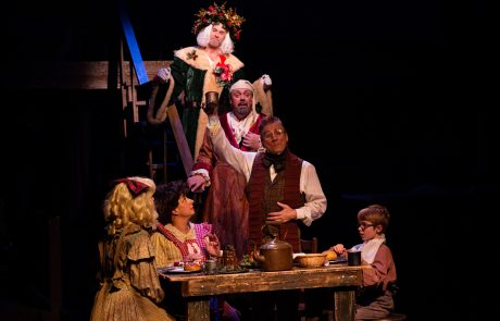 a-christmas-carol-ghost-of-christmas-present-scrooge-cratchit-family-noah-as-tiny-tim