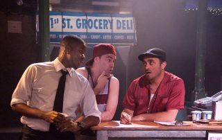In The Heights 2013- Toby's Dinner Theatre