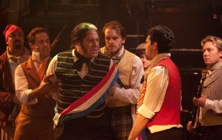 Les Miserables 2013- Toby's Dinner Theatre