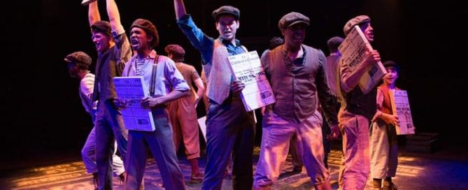 Newsies 2018 - Toby's DInner Theatre