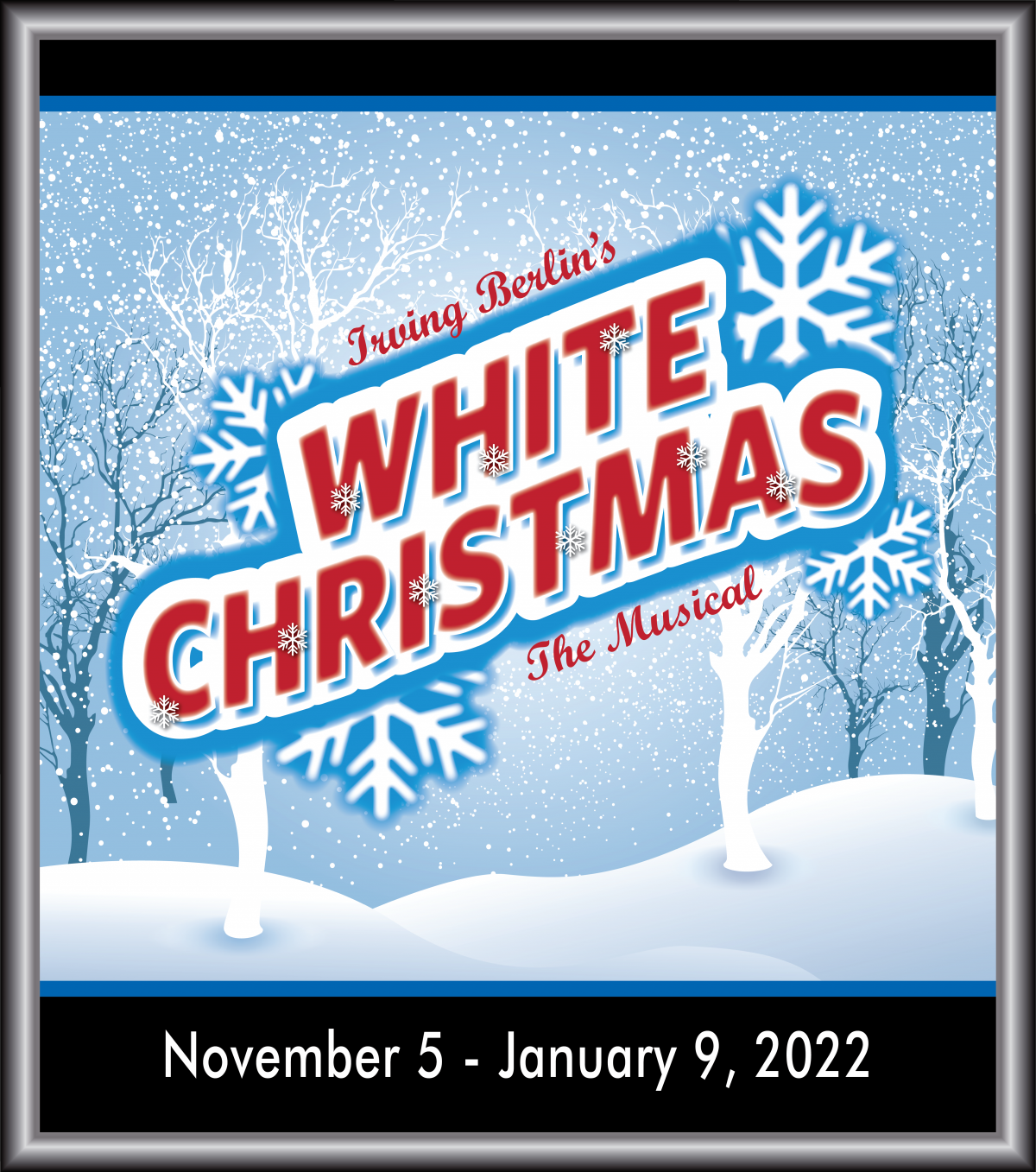 White Christmas At Toby's Dinner Theater - 2021